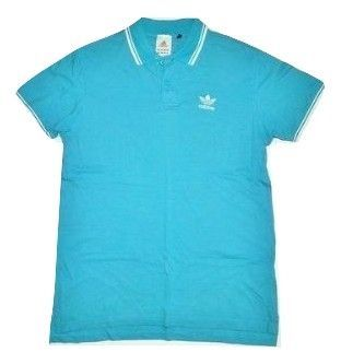 original 90's vintage adidas polo shirt