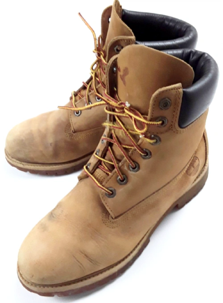 mens oldskool timberland boots size 9