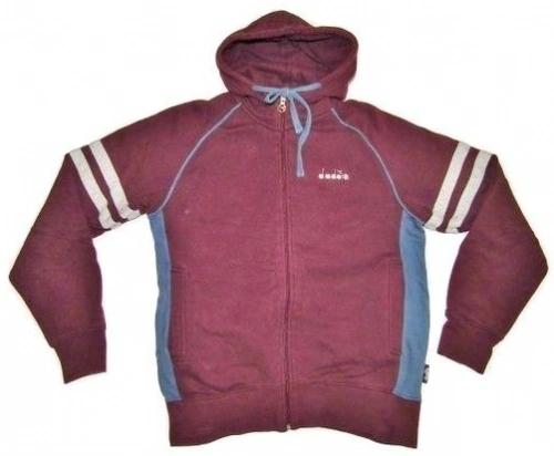 oldskool diadora hoodie size medium
