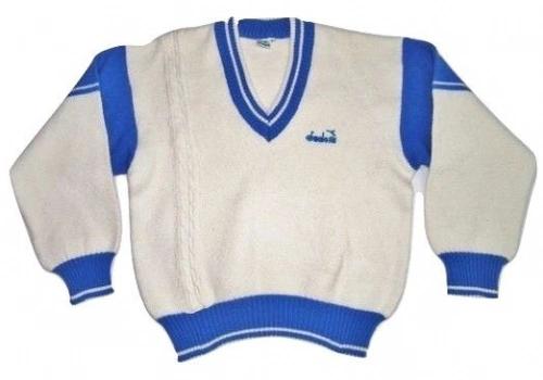 original 80's v neck diadora jumper