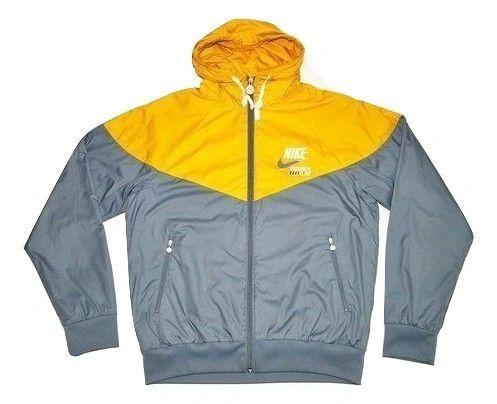 original nike sportswear windrunner sized medium