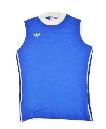 80's stretchy adidas vest size medium