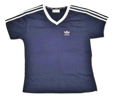 true vintage adidas tshirt size medium