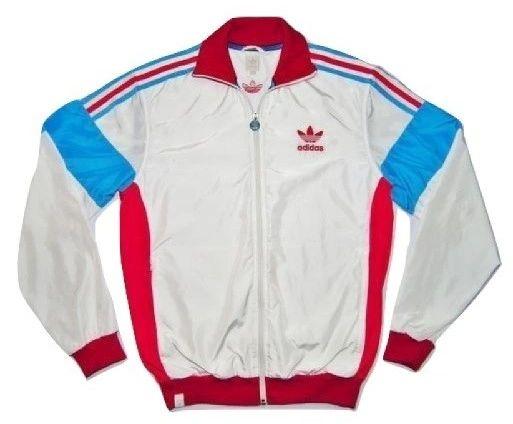 2004 True vintage adidas bomber jacket england UKM