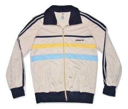 truly classic oldskool vintage adidas jacket size small