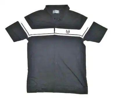 original 80's casual sergio tacchini polo shirt