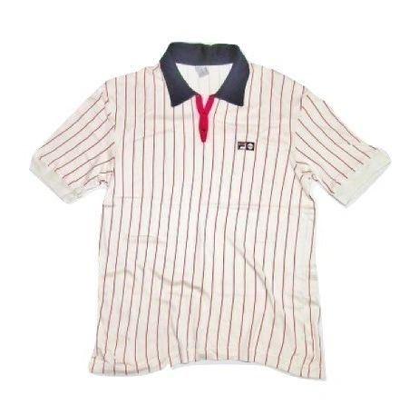 True vintage 2003 fila polo UK L