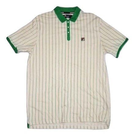limited edition vintage fila tennis tshirt size uk M-L