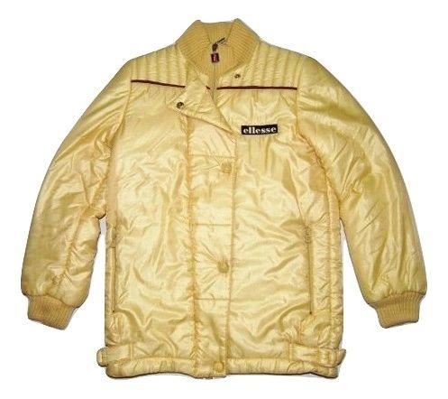 1980's true vintage womens ellesse jacket size M-L