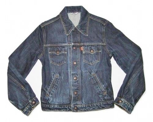 1998 vintage womens levis denim jacket size M