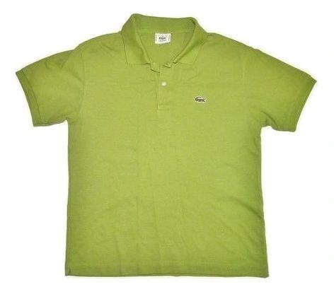 original quality lacoste polo shirt size S-M