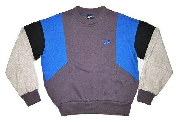 70s' original oldskool nike jogging sweatshirt size S-M