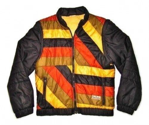 true vintage super rare pierre cardin jacket size uk medium early 80's