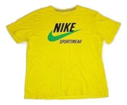 classic vintage nike sportswear tshirt size XL