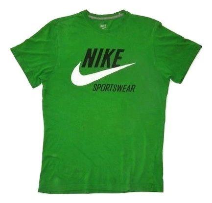 true oldskool vintage nike sportswear original tshirt size M