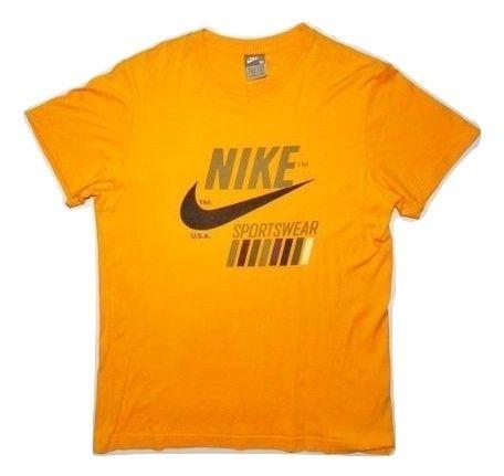 true vintage nike sportswear edition tshirt size uk medium