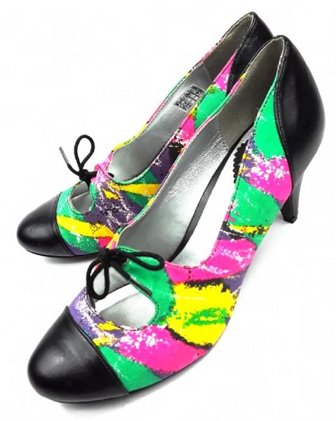 womens rocket dog retro tie front shoes size uk 6
