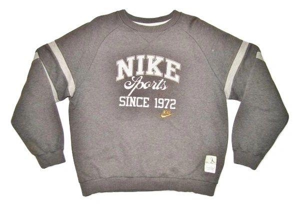 oldskool retro nike sportswear sweatshirt size L