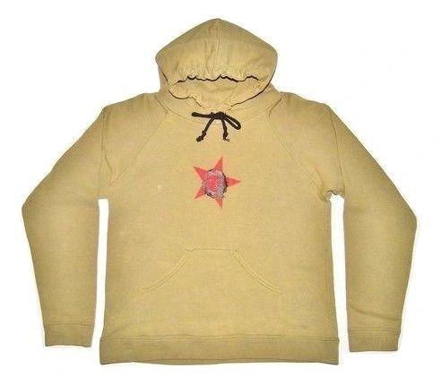 vintage hoodie che guevara print sweater size S-M