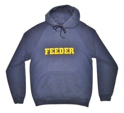 true oldskool vintage feeder echo park hoodie M-L