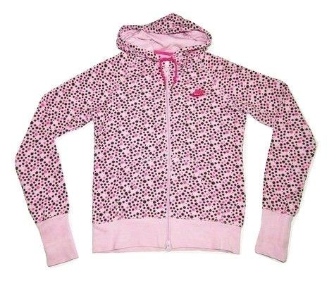 womens vintage pink star nike hoodie size small