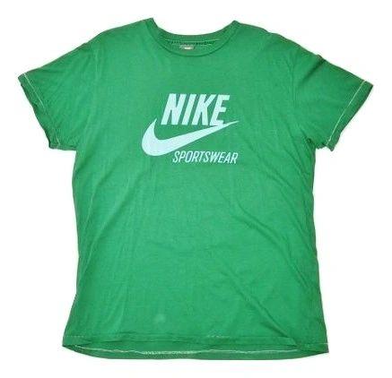 mens true vintage tshirt nike sportswear range size xxl
