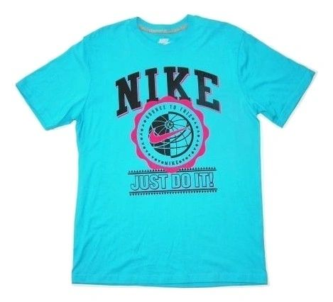 oldskool retro nike tshirt size uk large