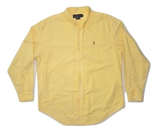 true vintage ralph lauren shirt size XL-XXL