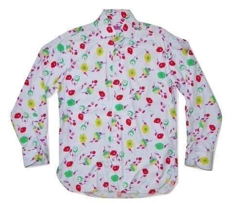 true vintage vicri shirt size M-L