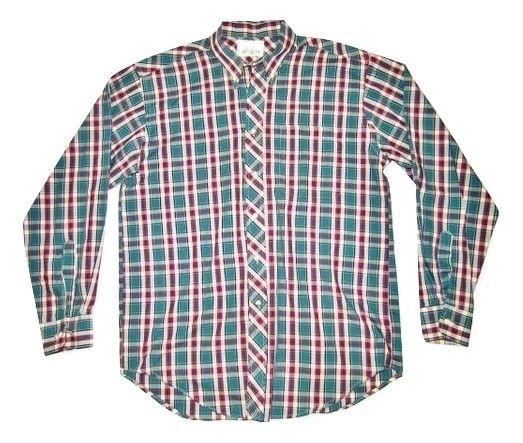 true vintage original cotton shirt by dash man size M-L