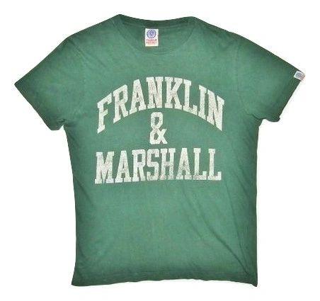 original oldskool franklin retro tshirt size S-M