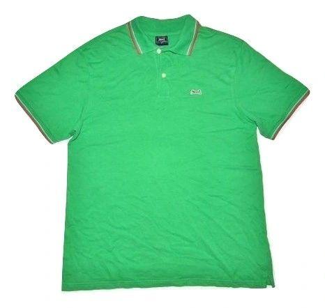 mens original vintage le tiger polo shirt size S-M