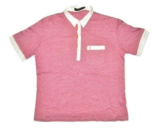 vintage farah polo shirt in great condition, size M-L