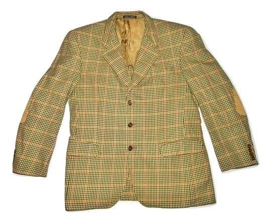 Mens True Vintage Austin Reed Tweed Suit Blazer Jacket Size M L True Vintage Real Retro Pure Oldskool