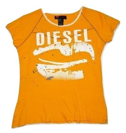 womens retro Diesel tshirt ADD ME NOW TO ORDERS OVER £5