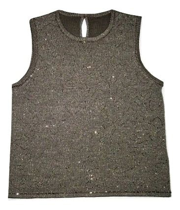 retro glitter vest ADD ME NOW TO ORDERS OVER £5