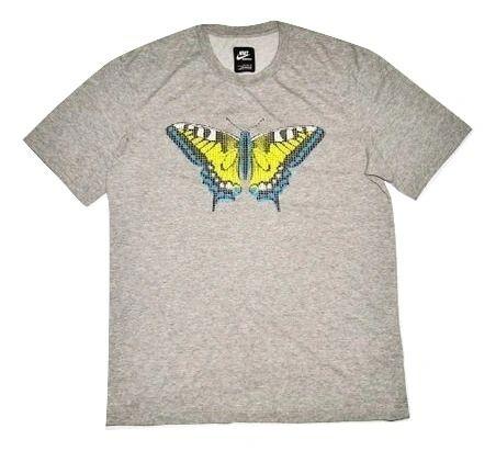 very rare retro nike butterfly tshirt size medium