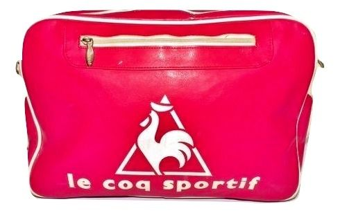 1990's true vintage le coq sportif sports holdall