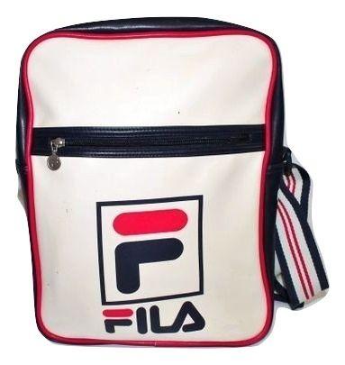 2012 oldskool retro fila sports carry bag
