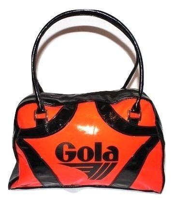 womens oldskool vintage original gola handbag