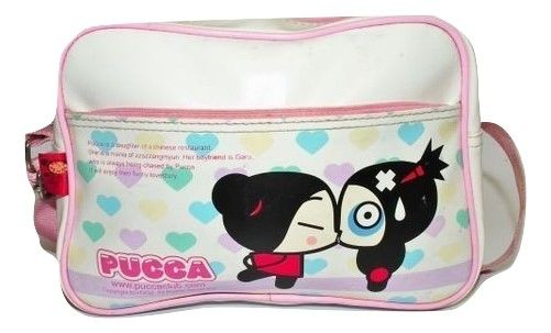 womens vintage pucca shoulder bag