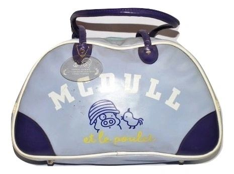 womens vintage mcdull carry bag