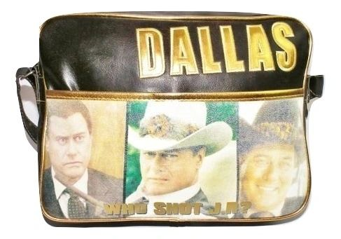 2010 supercool retro dallas shoulder bag