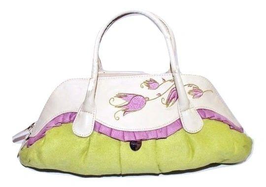 retro fiorelli handbag