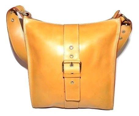 original italian soft leather handbag