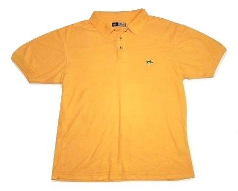 true vintage le shark polo shirt size M-L