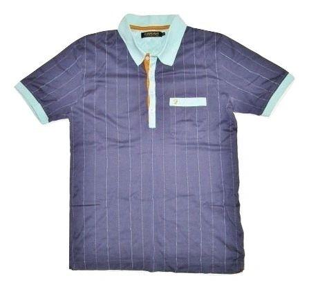 classic vintage farah polo shirt size small