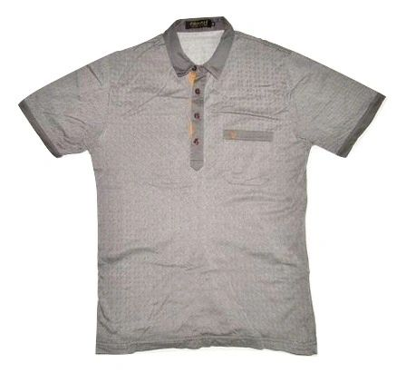 mens vintage farah polo shirt size