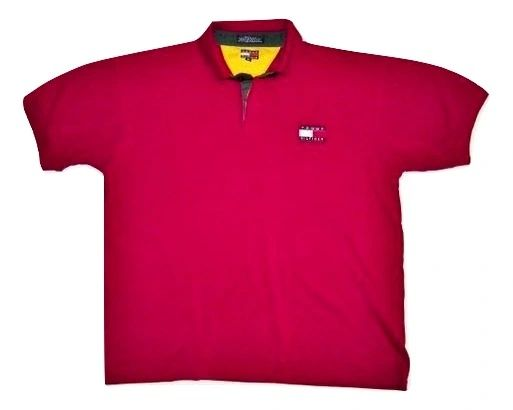 tommy hilfiger polo shirt size XL