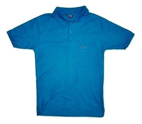 original 80's classic le tiger polo shirt size small